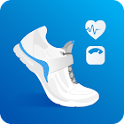 Pedometer & Weight Loss Coach icon