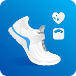 Pedometer, Step Counter & Weight Loss Tracker App