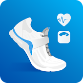 21.  Pedometer, Step Counter & Weight Loss Tracker App