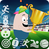 Sports mini games for Kids