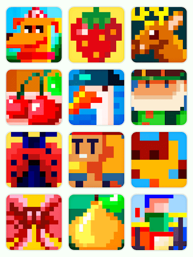 Logic Pixel - Picture puzzle modavailable screenshots 9