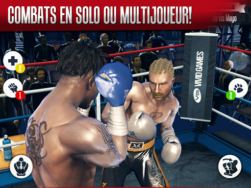 Real Boxing  captures d'u00e9cran 2
