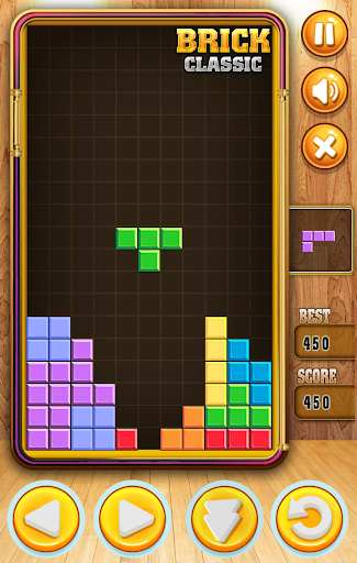 玩免費解謎APP 下載Block Brick Classic app不用錢 硬是要APP