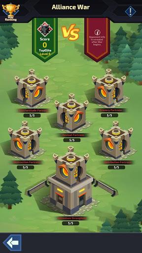 Idle Arena - Clicker Heroes Battle 5007 screenshots 19