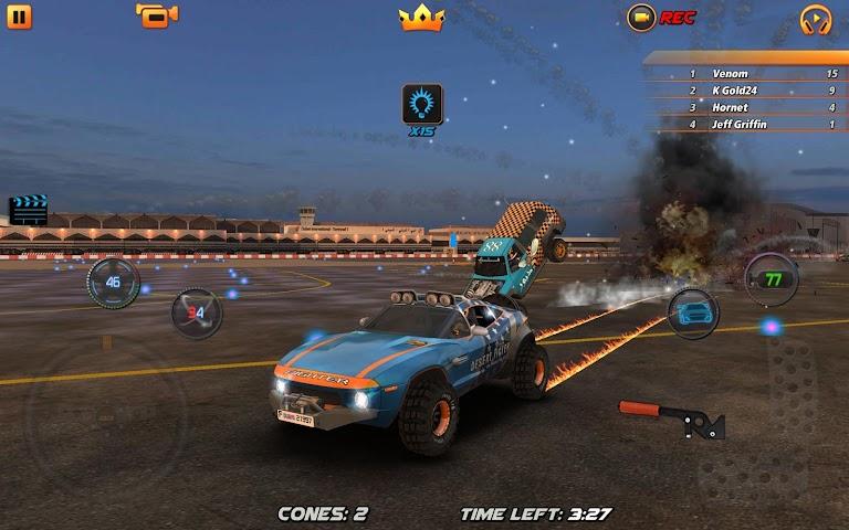 Screenshot 2 Dubai Drift 2