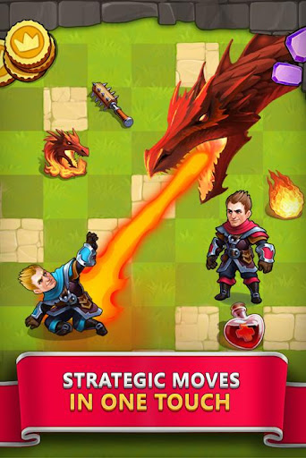 Tile Tactics: PvP Card Battle & Strategy Game screenshot 4