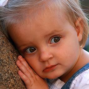 Sweet Child by Dallas Golden - Babies & Children Child Portraits ( girl, toddler, portrait )