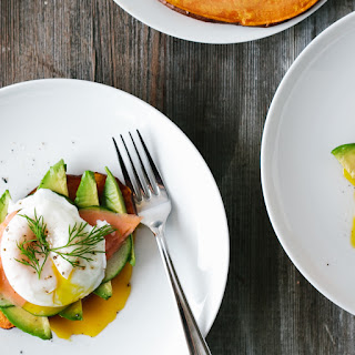 Smoked Salmon And Sweet Potato Recipes.