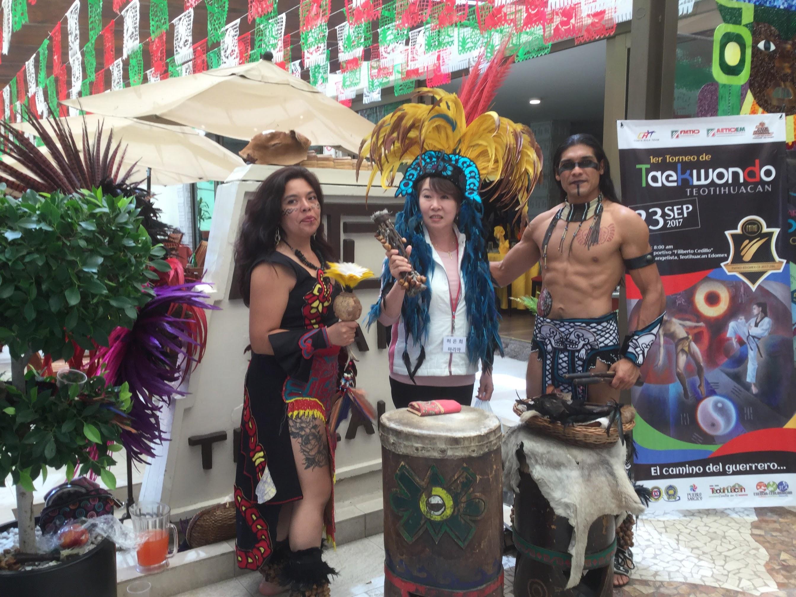 멕시코 과달루페 성지순례기 2017-9월 3~6일