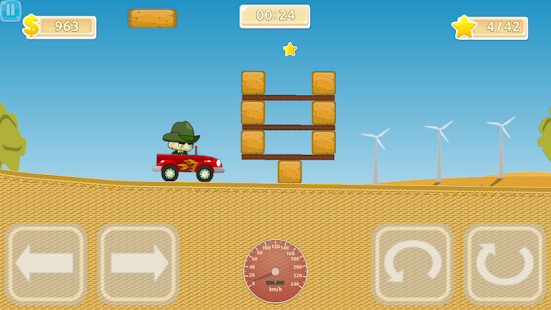 Drivemania Screenshot