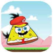 Super Angry Sponge