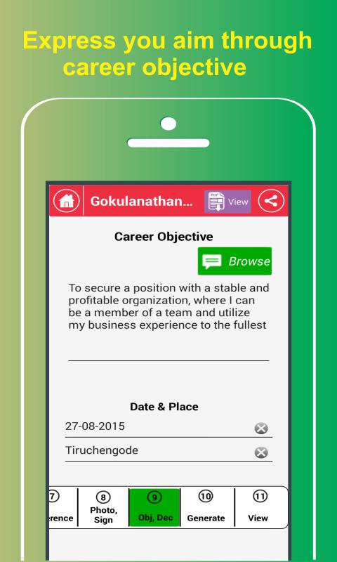 my resume builder free