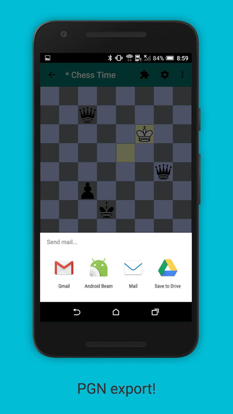 Chess Time® Pro - Multiplayer Screenshot 4