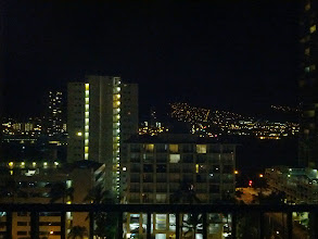 Photo: Manoa Valley from Waikiki
