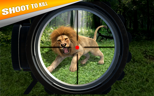 Animal Sniper Hunting: Jeep Simulator 3D 1.0.1 screenshots 13