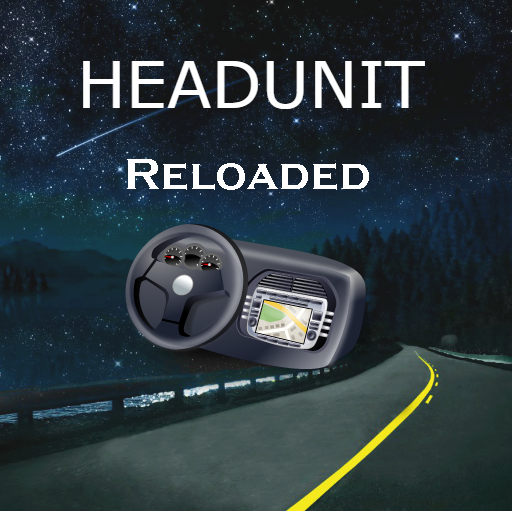 Headunit Reloaded Emulator for Android Auto Icon