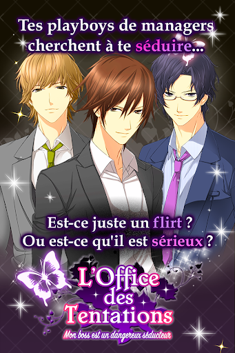 L'Office des Tentations : Otome dating sim captures d'écran apk mod pirater preuve 2