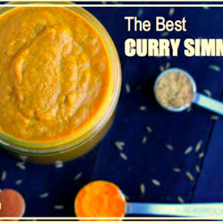 The Best Curry Simmer Sauce.
