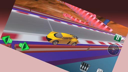 GT Car Stunts Racing  screenshots 3