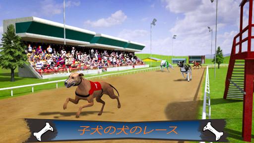 犬 レース シミュレータ 2017