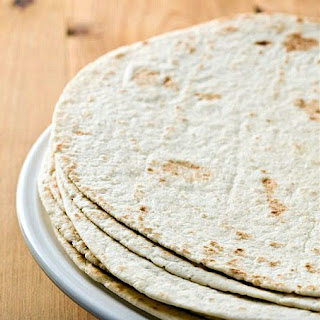 Gluten-Free Homemade Quinoa Tortillas