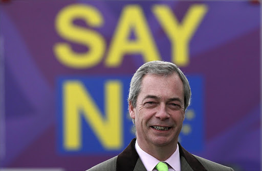 Nigel Farage. Picture: REUTERS/PHIL NOBLE