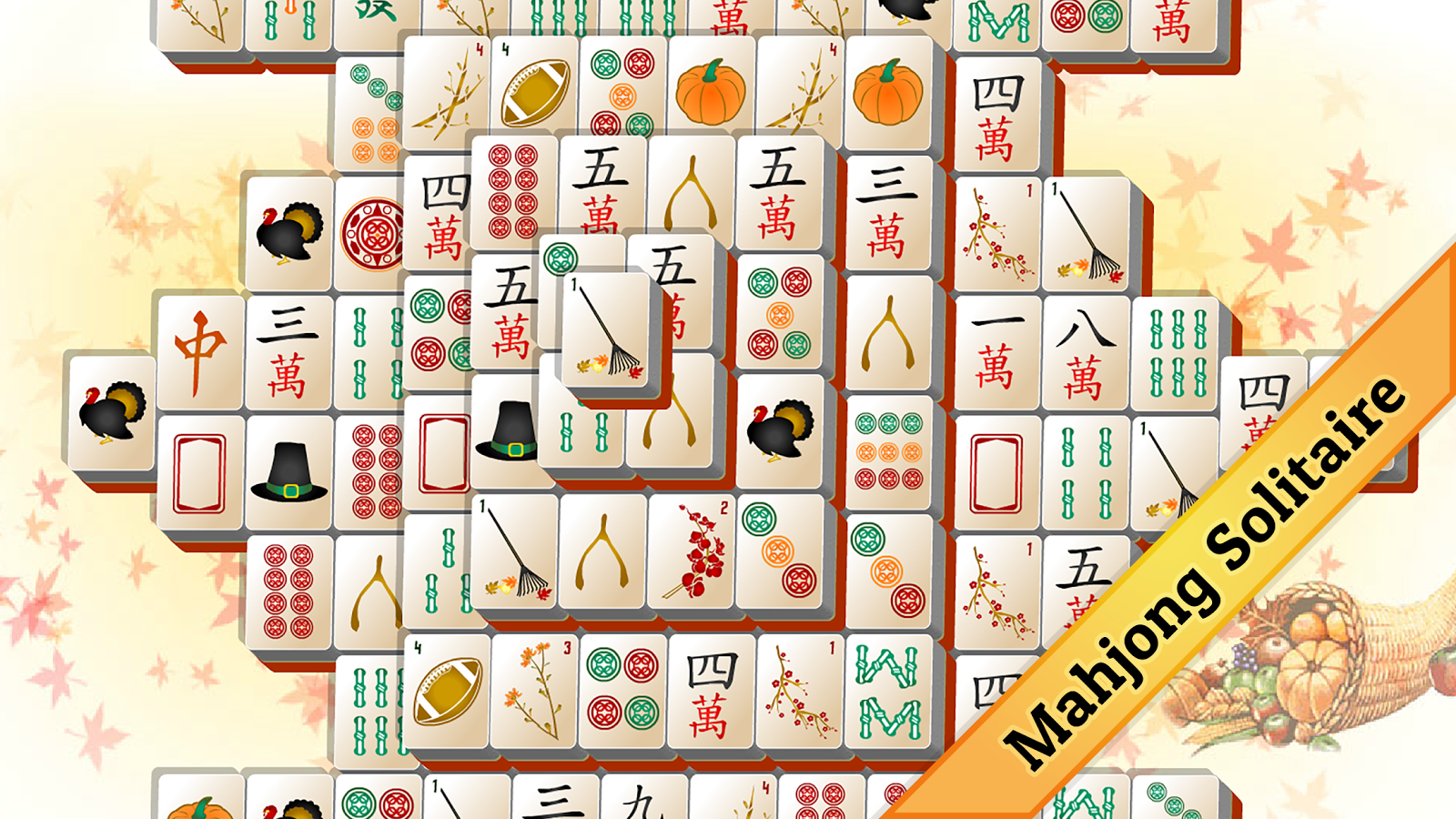 Thanksgiving Mahjong- screenshot
