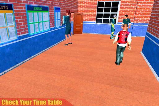 Virtual High School Teacher 3D apkpoly screenshots 6