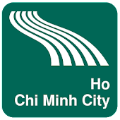 Ho Chi Minh City Map offline
