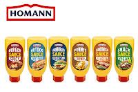 Angebot für HOMANN Snack-Saucen im Supermarkt