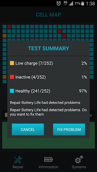 Repair Battery- screenshot thumbnail