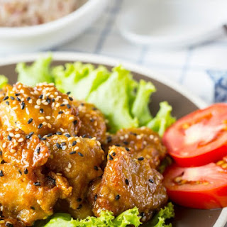 Thai Kitchen's Sesame Chicken.