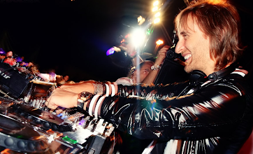Photo: COMMENT with your birthday wishes for David Guetta.  SEE David at his party in Cannes: http://youtu.be/axGGNaoC6h0