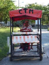 Photo: Bullet Train, Yucatan Style