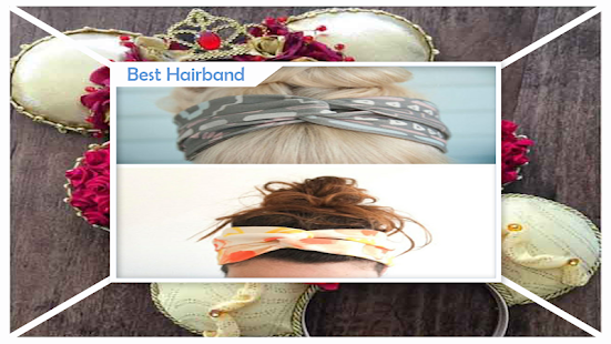 Beauty DIY Hairband Ideas - náhled