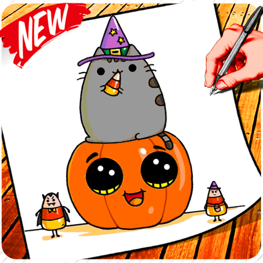 app insights how to draw pusheen cat apptopia
