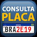 Consulta Placa Detran Brasil - Ipva, Fipe e Multas icon