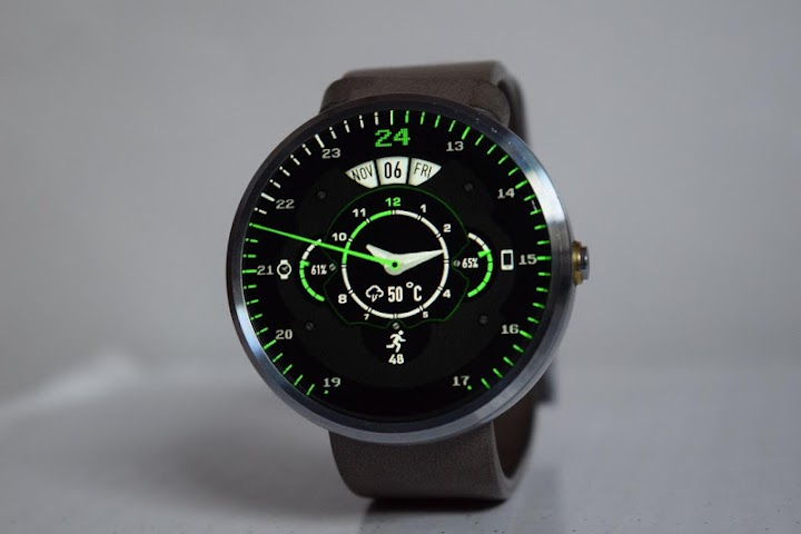 android Phroton Interactive Watch Face Screenshot 21