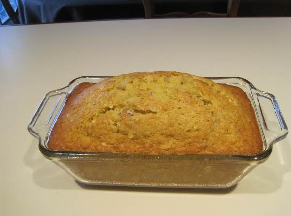 Amaretto Loaf Cake Recipe