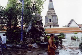 Photo: #011-Wat Pho (Le temple du Bouddha couché)-Bangkok