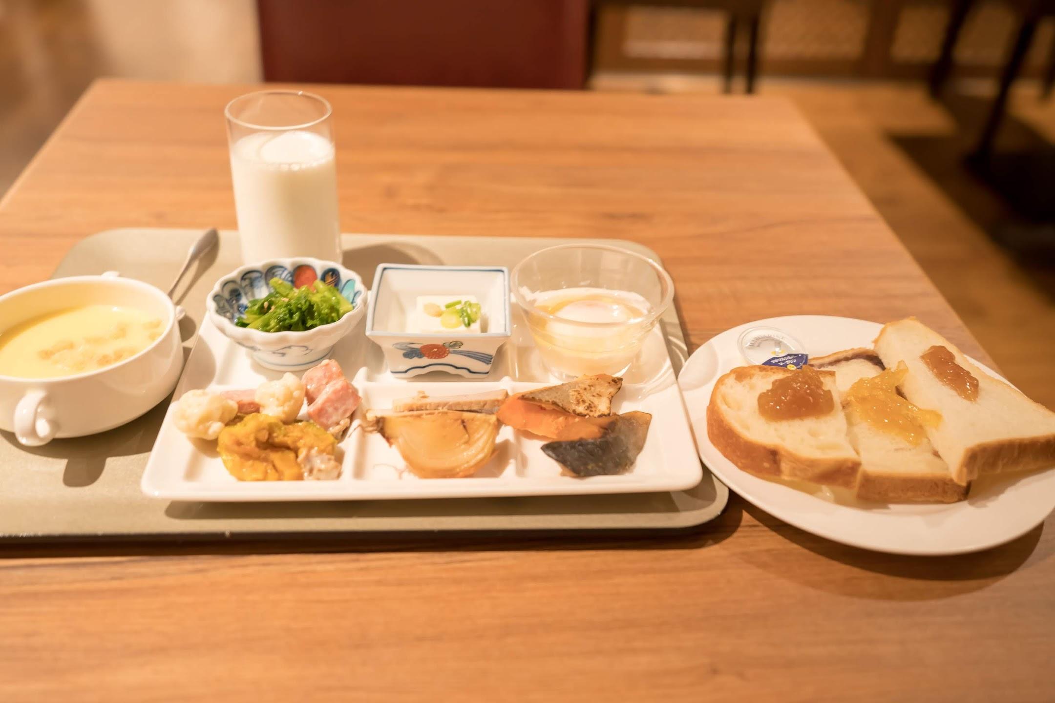 Kobe Sannomiya Tokyu Rei Hotel breakfast1