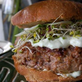 The Unagi Burger