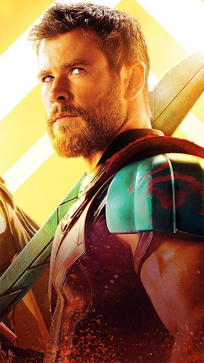 Thor HD Wallpaper 1.0 screenshots 2