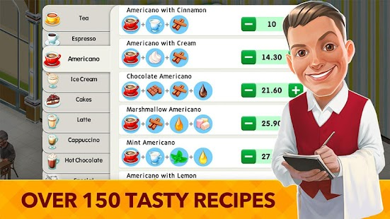 My Cafe: Recipes & Stories - World Cooking Game Screenshots