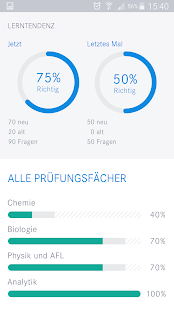 Lass mal kreuzen – Pharmazie Screenshot