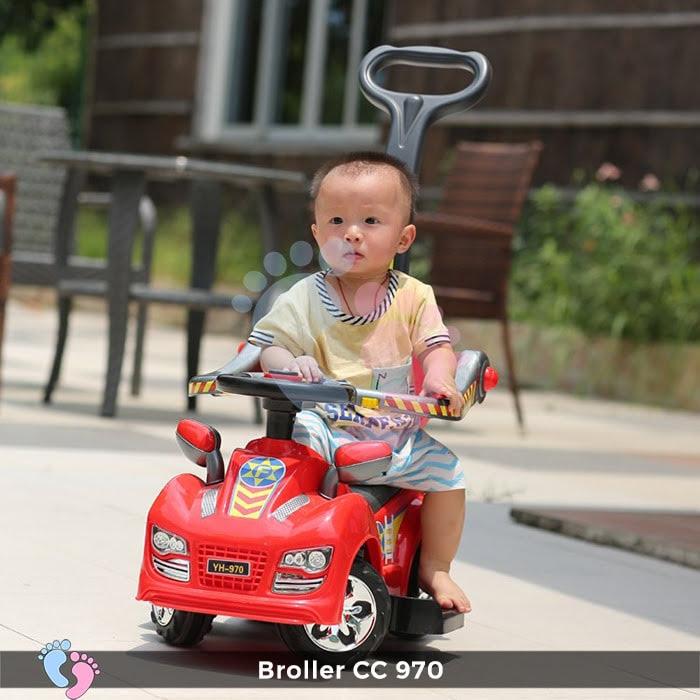 Xe chòi chân Broller CC YH-970 4