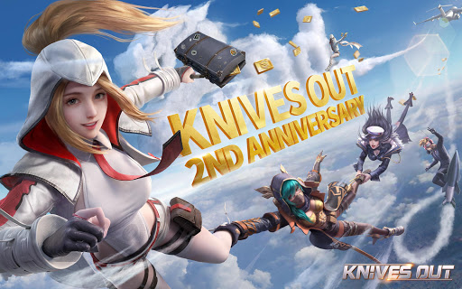 Knives Out-No rules, just fight! 1.231.439441 screenshots 11