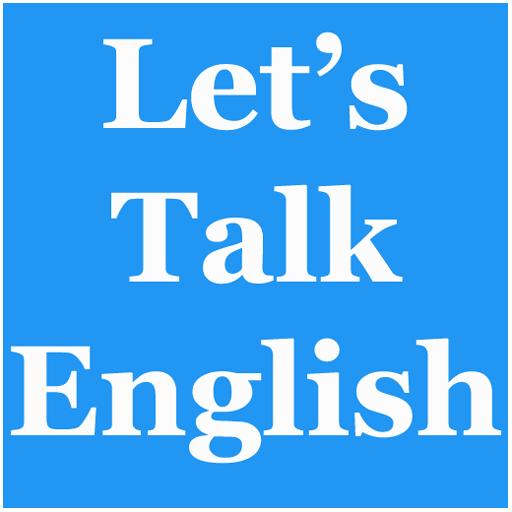 Let's Talk English Icon