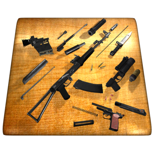 Weapon stripping 3D 模擬 App LOGO-硬是要APP
