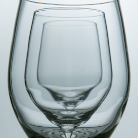Glasses by Cary Chu - Abstract Patterns